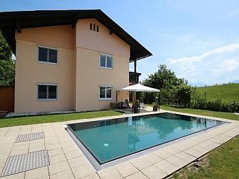Köttmannsdorf Kinderzimmer Südterrasse - 230m² Zweifamilienhaus mit Pool in Köttmannsdorf