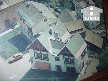Parkplätze Arztpraxis Wohnungen - Zinshaus in Feistritz/Drau