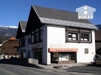 Geschäftslokal Bahnhofstrasse Holzfenster - Zinshaus in Feistritz/Drau