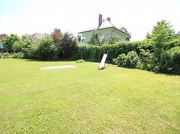 74m² Mietwohnung in einer Villa, Gartenbenützung