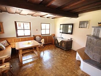 Raumaufteilung generalsaniert Heizungsanlage - Schönes saniertes 110m² Ferienhaus im Bodental
