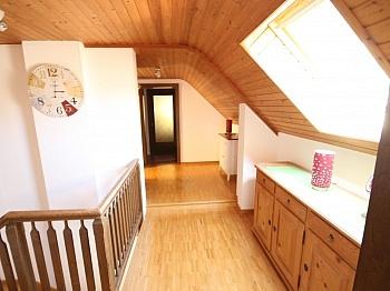 Verglasung Ostbalkon Holzlager - Schönes saniertes 110m² Ferienhaus im Bodental