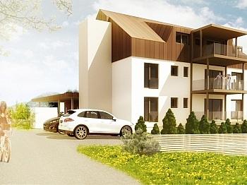 Warmwasser Abwicklung Seeblick - Eigentumswohnungen mit Seeblick am Pressegger See