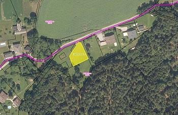 Zufahrt Kaution erfolgt - 900m² Grund mit Aussicht in Köttmannsdorf-Tretram