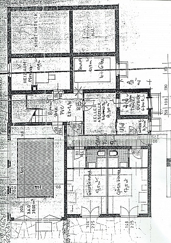 Tankraum Geräten befinden - Großzügiges Wohnhaus in Pörtschach/Wörthersee