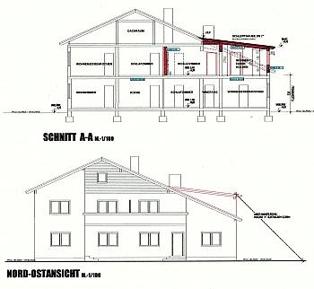 Treuhändische Baubewilligtes Hausverwaltung - Wohnanlage mit 4 Wohnungen Nähe Keutschacher See