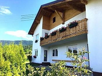 Dusche inkl Carportplatz - Wohnanlage mit 4 Wohnungen Nähe Keutschacher See