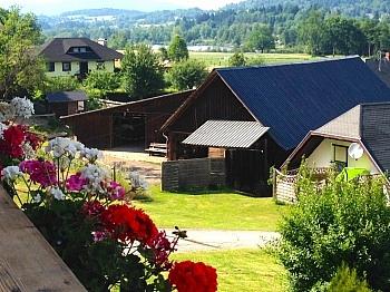 Wohnungen Balkon Stellplätzen - Wohnanlage mit 4 Wohnungen Nähe Keutschacher See