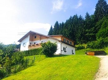 Garten Waschmaschinenanschluss Warmwasserboiler - Wohnanlage mit 4 Wohnungen Nähe Keutschacher See