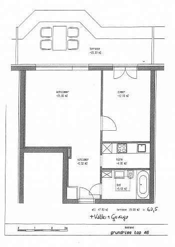 Zwei   - Zwei Zimmer Waidmannsdorf + Tiefgarage