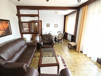 Wohnzimmer Dorfgebiet Klagenfurt - Nettes kleines 90m² Wohnhaus in Guttaring