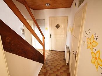 Größere Lagerraum insgesamt - 2 Wohnhäuser in Wolfsberg mit 1.610m² Topaussicht