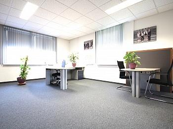 Klagenfurt Steuer Büro - Schönes 90 m² Büro mit 73 m² großem Lagerraum