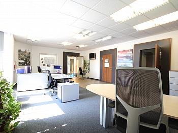 Eingangshalle Büroflächen Barrierefreie - 265 m² Büro mit 73 m² großem Lagerraum in TOP Lage