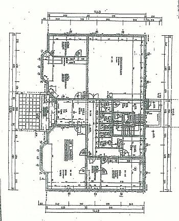 Wasser Hauses stehen - 265 m² Büro mit 73 m² großem Lagerraum in TOP Lage