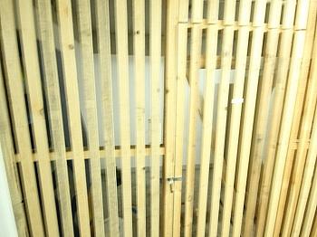Laminat Heizung ruhige - Junge 50m² 2 Zimmer Gartenwohnung am Stadtrand