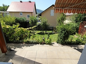 Stellplatz Übernahme Stadtrand - Junge 50m² 2 Zi Gartenwohnung am Stadtrand
