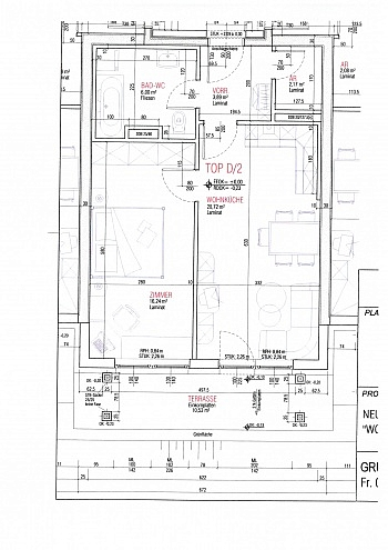 ruhige SOFORT Diele - Junge 50m² 2 Zi Gartenwohnung am Stadtrand