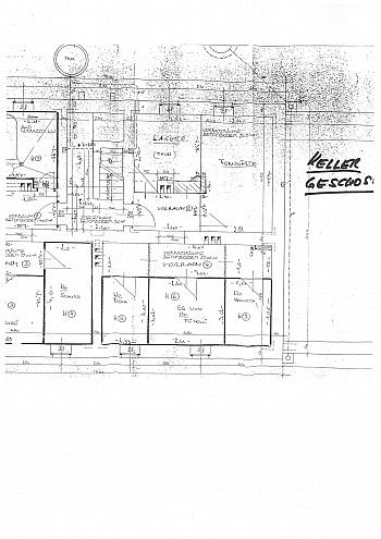 inkl Plan Wohn - Schöne sanierte 3 Zi Wohnung - St. Peter-Strasse