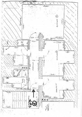 Stock neuw Dach - Schöne sanierte 3 Zi Wohnung - St. Peter-Strasse