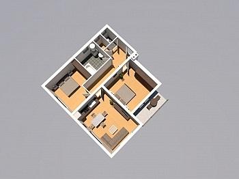 Parkettboden renommierten Ausstattung - Wohnanlage mit 4 Wohnungen Nähe Keutschacher See