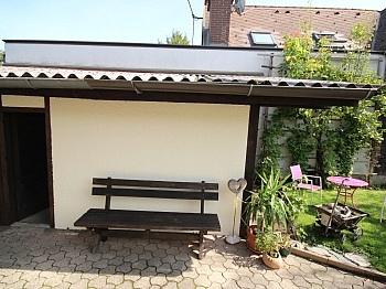 Abstellraum Wörthersee Reidengasse - 2 Zi Wohnung mit Gartenanteil und Sattnitzzugang