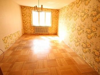 Änderungen Klagenfurt Wohnzimmer - 5 Zi Stadtwohnung 117m² Nähe Messe - zum sanieren