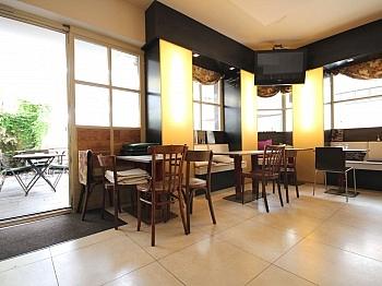 anschließender Geschäftslokal ausgestatteter - Schöner Gastronomiebetrieb in perfekter Lage