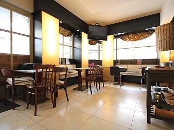 zusätzlichen Untergeschoss ausgestattet - Schöner Gastronomiebetrieb in perfekter Lage