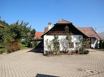 Stellplätze gepflasterte Zirkaangaben - 250m² Villa+Pool und 3.321m² Grund+Betriebsgebäude