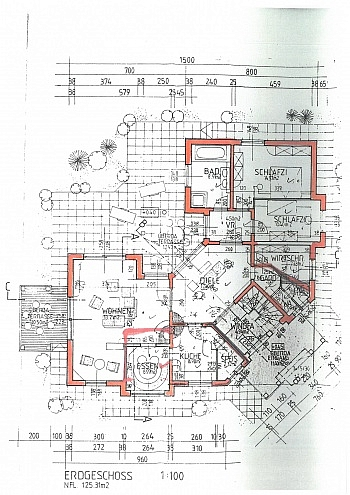- 250m² Villa+Pool und 3.321m² Grund+Betriebsgebäude