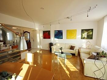 Kunststofffenster Südwestterrasse Penthousewohnung - 115m² 3 Zi Penthousewohnung in Waidmannsdorf