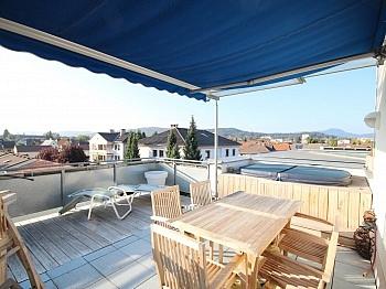 daneben große unweit - 115m² 3 Zi Penthousewohnung in Waidmannsdorf