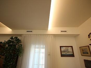 Wohnzimmer Tiefgarage möglich - 115m² 3 Zi Penthousewohnung in Waidmannsdorf