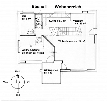 - 115m² 3 Zi Penthousewohnung in Waidmannsdorf