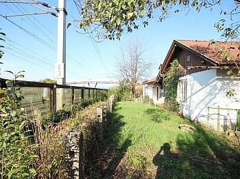 Energieausweis Fliesenböden Schlafzimmer - Altes Bahnwärterhaus mit Zubau und Garage