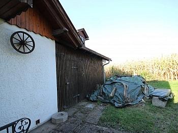 Teilweise Heizraum Halbjahr - Altes Bahnwärterhaus mit Zubau und Garage