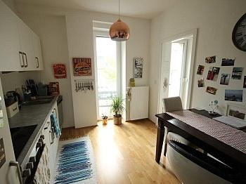 Moderne 2 Zi - Wohnung in der Stadt