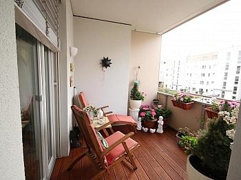 Fernwärme Südbalkon Küche - Moderne 2 ZI - Wohnung in Waidmannsdorf