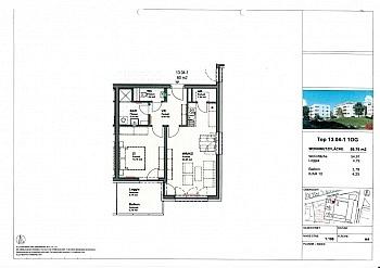 Abstellraum Fahrradweg erreichbar - Moderne 2 ZI - Anleger - Wohnung in Waidmannsdorf