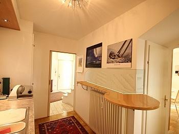 Wohnanlage erreichbar verbessern - 115m² 3 Zi Penthousewohnung in Waidmannsdorf