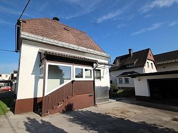 eingerichtete Wohnsituation großzügiger - Güstiges Haus nahe XXXLutz Klagenfurt ruhiger Lage