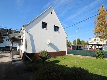 Wohnhaus nahe XXXLutz Klagenfurt in ruhiger Lage