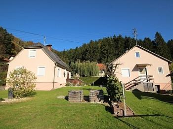 Wohnhaus Schlafzimmer Kellerraum - 2 Wohnhäuser in Wolfsberg mit 1.610m² Topaussicht