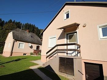 Grundstück Grundsteuer Erdgeschoss - 2 Wohnhäuser in Wolfsberg mit 1.610m² Topaussicht