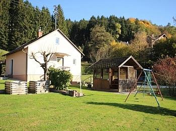 Wohnzimmer Wohnküche Teilkeller - 2 Wohnhäuser in Wolfsberg mit 1.610m² Topaussicht