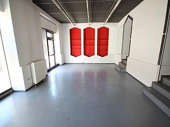 Geschäftsraum Eingangstüre Kurzparkzone - 90m² Geschäftslokal/Büro in der Bahnhofstrasse