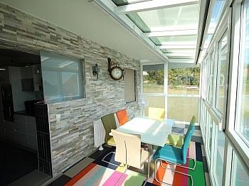 Vorraum Pellets Küche - Schönes großes Haus mit Pool-Haus nahe Klagenfurt