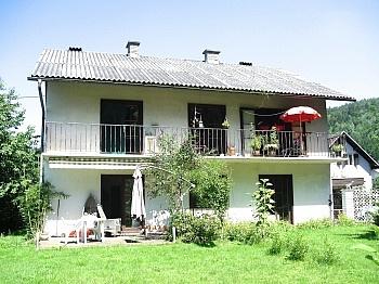 Zugang Doppelgarage Obergeschoss - Ein-/Zweifamilien Wohnhaus Nähe Krumpendorf