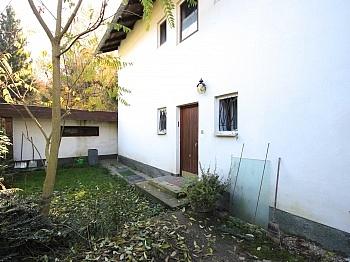Fliesen Laminat kleines - Ein-/Zweifamilien Wohnhaus Nähe Krumpendorf